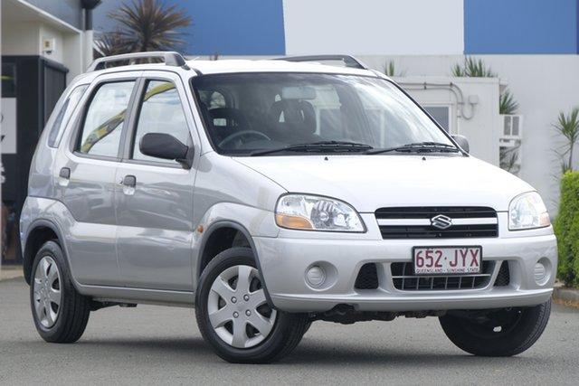 Used Suzuki Ignis GL, Bowen Hills, 2004 Suzuki Ignis GL Hatchback