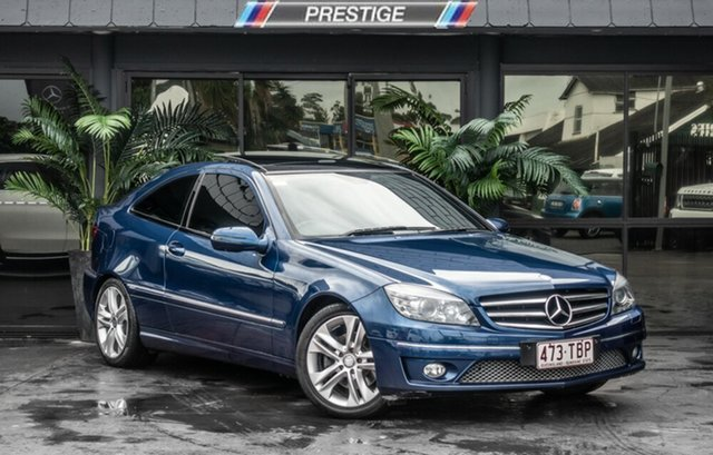 Used Mercedes-Benz CLC200 Kompressor, Bowen Hills, 2008 Mercedes-Benz CLC200 Kompressor Coupe