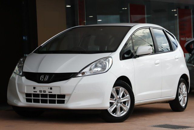 Used Honda Jazz Vibe, Brookvale, 2012 Honda Jazz Vibe Hatchback