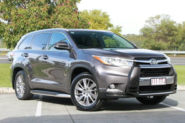Used Toyota Kluger Grande AWD, Indooroopilly, 2014 Toyota Kluger Grande AWD Wagon