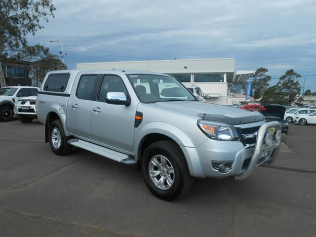 Used Ford Ranger XLT Crew Cab, Nowra, 2010 Ford Ranger XLT Crew Cab Utility