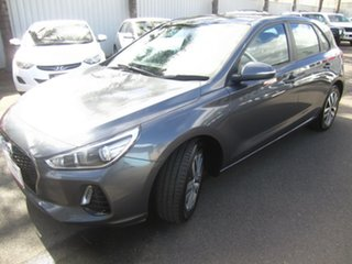 2017 Hyundai i30 Active Hatchback.