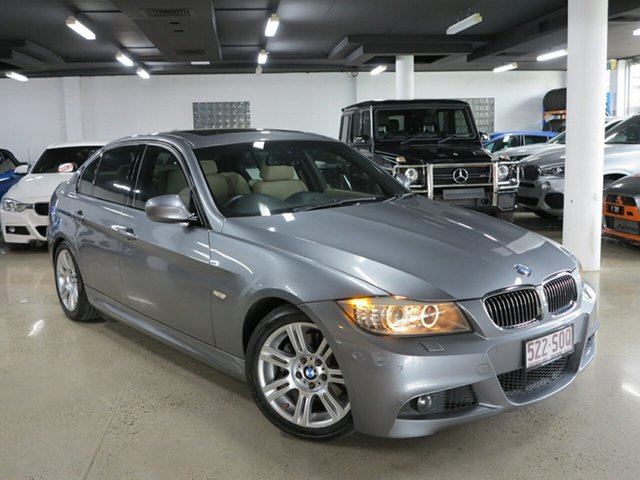 Used BMW 325i Steptronic, Albion, 2009 BMW 325i Steptronic Sedan