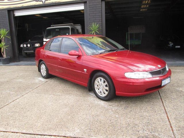 Used Holden Berlina, O'Connor, 2001 Holden Berlina Sedan