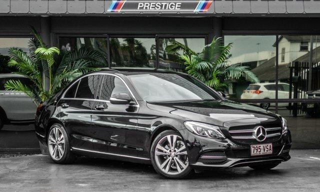 Used Mercedes-Benz C200 BlueTEC, Bowen Hills, 2015 Mercedes-Benz C200 BlueTEC Sedan