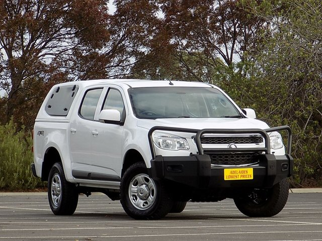 Used Holden Colorado LS Crew Cab, Enfield, 2015 Holden Colorado LS Crew Cab Utility