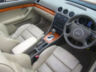 2003 Audi A4 Multitronic Cabriolet.