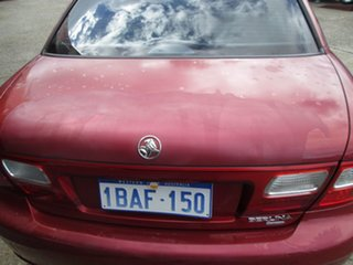 2001 Holden Berlina Sedan.