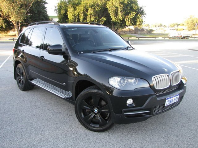 Used BMW X5 Steptronic, Maddington, 2007 BMW X5 Steptronic Wagon