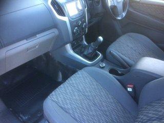 2016 Holden Colorado LS (4x4) Crew Cab Pickup.