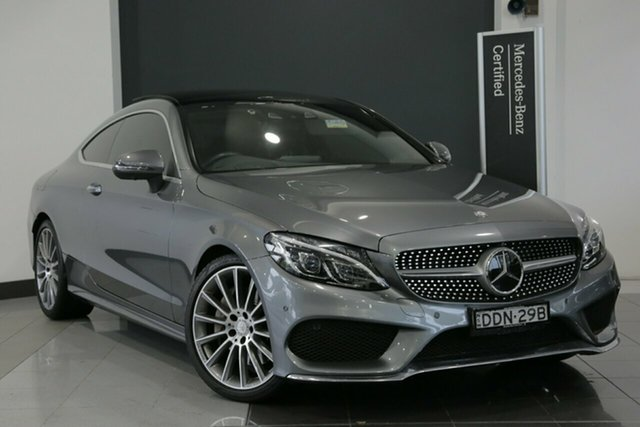 Used Mercedes-Benz C300 7G-Tronic +, Southport, 2016 Mercedes-Benz C300 7G-Tronic + Coupe