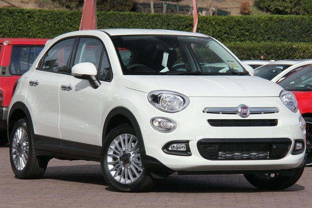 Discounted Demonstrator, Demo, Near New Fiat 500X Pop Star DDCT, Southport, 2018 Fiat 500X Pop Star DDCT SUV