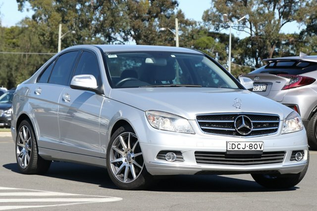Discounted Used Mercedes-Benz C280 Elegance, Warwick Farm, 2007 Mercedes-Benz C280 Elegance Sedan