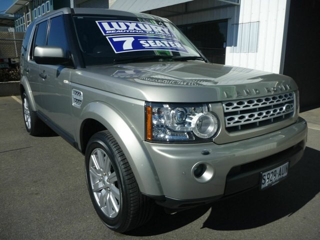 Used Land Rover Discovery 4 SDV6 CommandShift HSE, Edwardstown, 2012 Land Rover Discovery 4 SDV6 CommandShift HSE Wagon