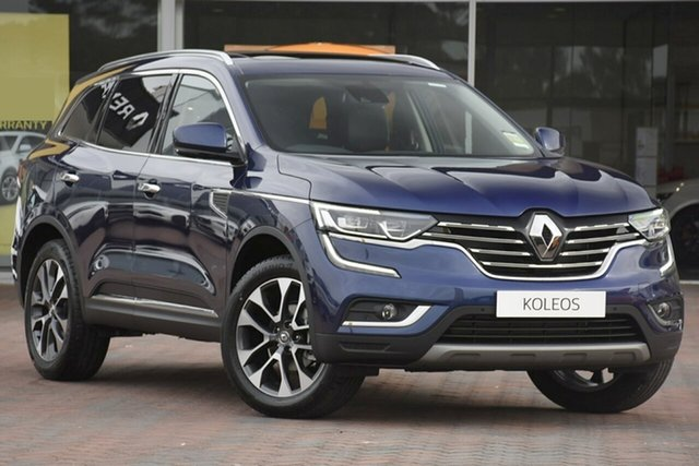 Discounted Demonstrator, Demo, Near New Renault Koleos Intens X-tronic, Warwick Farm, 2019 Renault Koleos Intens X-tronic SUV