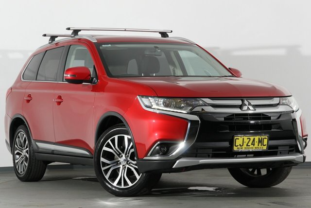 Used Mitsubishi Outlander LS 2WD, Campbelltown, 2016 Mitsubishi Outlander LS 2WD SUV