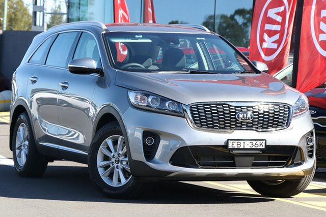Discounted Demonstrator, Demo, Near New Kia Sorento SI, Warwick Farm, 2019 Kia Sorento SI SUV