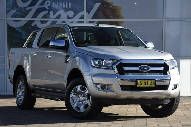 Used Ford Ranger XLT Double Cab 4x2 Hi-Rider, Warwick Farm, 2017 Ford Ranger XLT Double Cab 4x2 Hi-Rider Utility