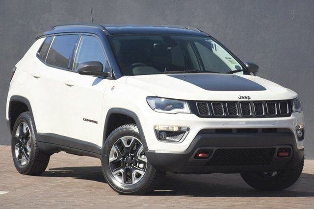 Discounted New Jeep Compass Trailhawk, Warwick Farm, 2018 Jeep Compass Trailhawk SUV
