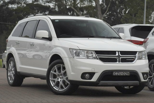 Used Dodge Journey R/T, Warwick Farm, 2015 Dodge Journey R/T SUV