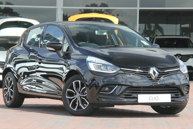 Discounted Demonstrator, Demo, Near New Renault Clio Zen EDC, Warwick Farm, 2018 Renault Clio Zen EDC Hatchback