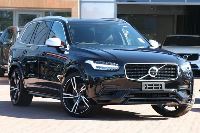 Discounted New Volvo XC90 T8 Geartronic AWD R-Design, Warwick Farm, 2019 Volvo XC90 T8 Geartronic AWD R-Design SUV