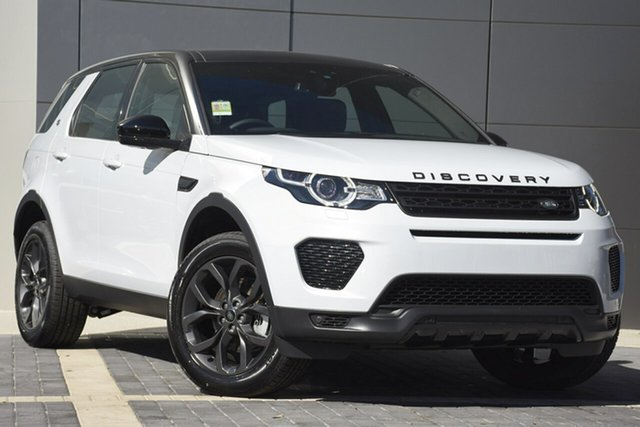 Demonstrator, Demo, Near New Land Rover Discovery Sport TD4 132kW Landmark, Campbelltown, 2018 Land Rover Discovery Sport TD4 132kW Landmark SUV
