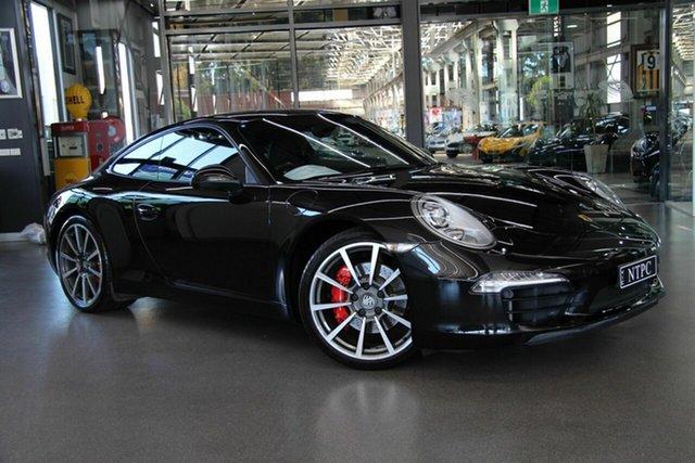 Used Porsche 911 Carrera S PDK, North Melbourne, 2012 Porsche 911 Carrera S PDK Coupe