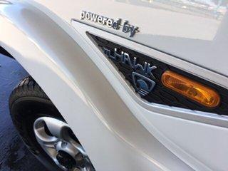 2018 Mahindra Pik-Up 4WD Cab Chassis.