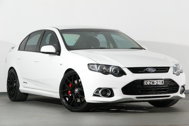 Used Ford Falcon XR6 Turbo, Narellan, 2014 Ford Falcon XR6 Turbo Sedan