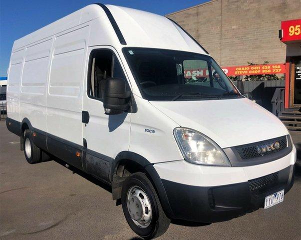 Used Iveco Daily 50C17 EEV LWB/Hi, Cheltenham, 2011 Iveco Daily 50C17 EEV LWB/Hi Van