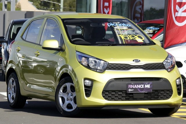 Discounted New Kia Picanto S, Warwick Farm, 2019 Kia Picanto S Hatchback