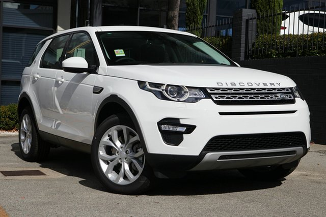 New Land Rover Discovery Sport SD4 HSE, Osborne Park, 2019 Land Rover Discovery Sport SD4 HSE Wagon