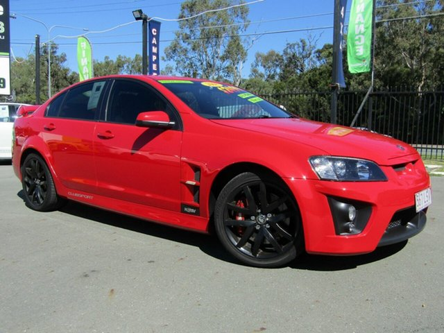 Used Holden Special Vehicles ClubSport R8, Underwood, 2008 Holden Special Vehicles ClubSport R8 Sedan
