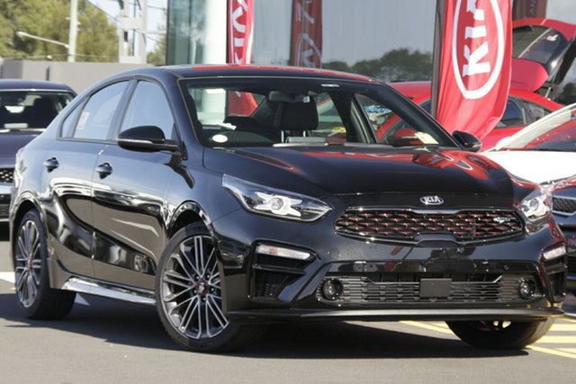 Discounted Demonstrator, Demo, Near New Kia Cerato GT DCT, Warwick Farm, 2019 Kia Cerato GT DCT Sedan