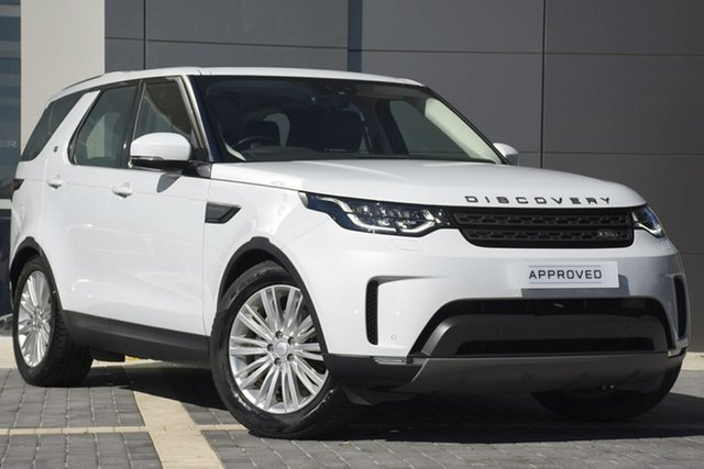 Demonstrator, Demo, Near New Land Rover Discovery TD6 SE, Campbelltown, 2017 Land Rover Discovery TD6 SE SUV