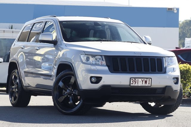 Used Jeep Grand Cherokee Limited, Bowen Hills, 2012 Jeep Grand Cherokee Limited Wagon