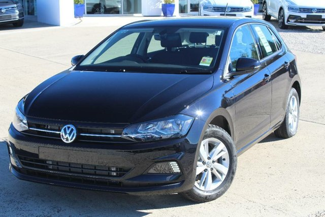 New Volkswagen Polo 85 TSI Comfortline, Narellan, 2019 Volkswagen Polo 85 TSI Comfortline Hatchback