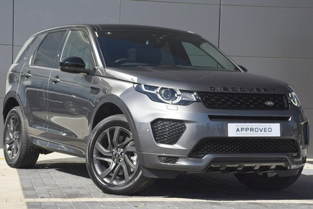 Demonstrator, Demo, Near New Land Rover Discovery Sport Si4 213kW SE, Campbelltown, 2017 Land Rover Discovery Sport Si4 213kW SE SUV