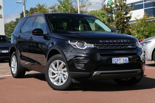 Demonstrator, Demo, Near New Land Rover Discovery Sport TD4 110kW SE, Osborne Park, 2018 Land Rover Discovery Sport TD4 110kW SE Wagon