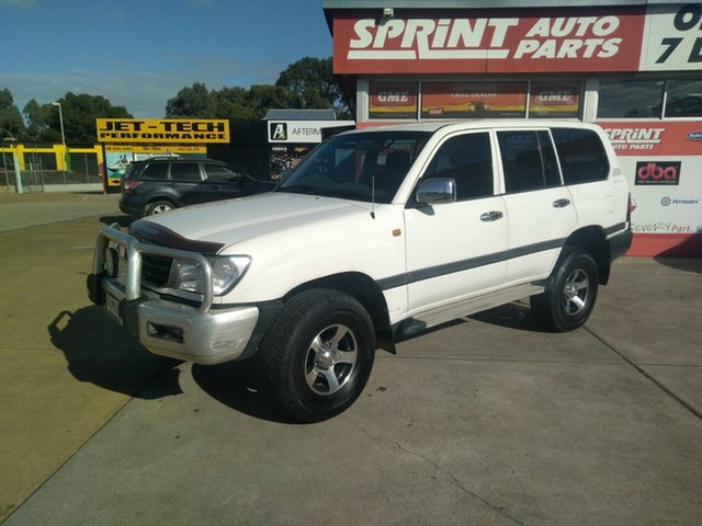 Discounted Used Toyota Landcruiser GXL, Somerton Park, 1998 Toyota Landcruiser GXL Wagon