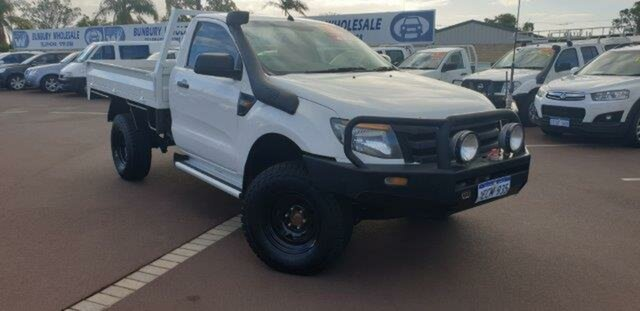 Discounted Used Ford Ranger XL, East Bunbury, 2012 Ford Ranger XL Cab Chassis