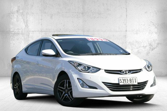 Used Hyundai Elantra Premium, Modbury, 2015 Hyundai Elantra Premium Sedan