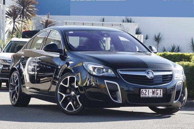 Used Holden Insignia VXR AWD, Bowen Hills, 2015 Holden Insignia VXR AWD Sedan
