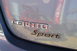 2018 Kia Cerato Sport NAV Hatchback.