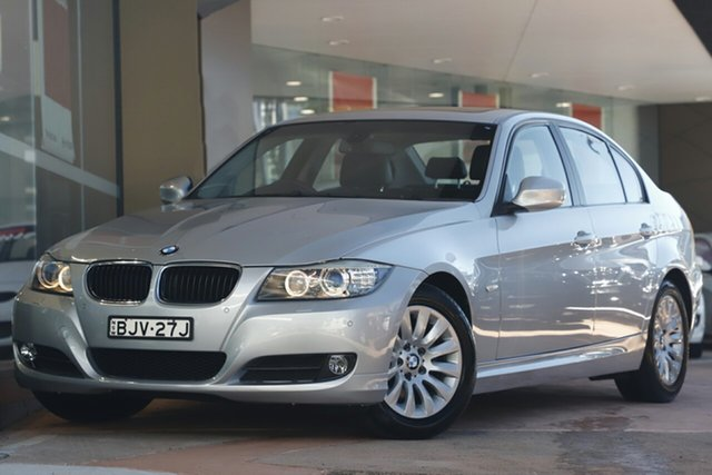 Used BMW 320i Executive, Brookvale, 2009 BMW 320i Executive Sedan