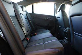 2016 Holden Commodore SS Black Edition Sedan.