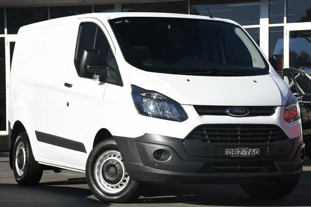 Used Ford Transit Custom 290S Low Roof SWB, Narellan, 2015 Ford Transit Custom 290S Low Roof SWB Van