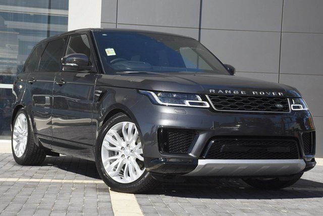 Discounted Land Rover Range Rover Sport SDV6 CommandShift HSE, Campbelltown, 2018 Land Rover Range Rover Sport SDV6 CommandShift HSE SUV