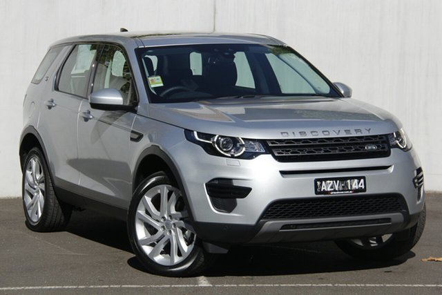 Discounted Demonstrator, Demo, Near New Land Rover Discovery Sport TD4 132kW SE, Malvern, 2018 Land Rover Discovery Sport TD4 132kW SE Wagon